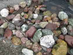 River Rocks from Madd River